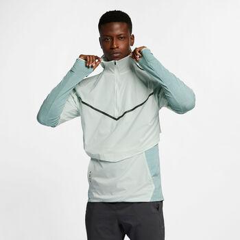 Nike Therma Sphere Tech Pack Langarmshirt Herren grau