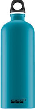 Sigg Traveller Trinkflasche blau