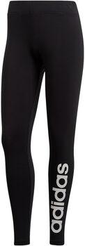 ADIDAS Essentials Liniear Tights  Damen schwarz