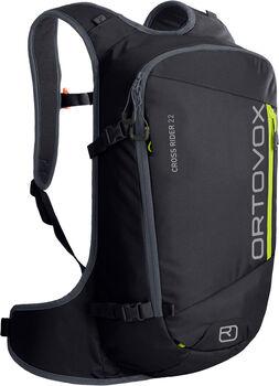 ORTOVOX Cross Rider 22 Freeride-Rucksack schwarz