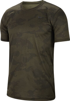 Nike Dri-FIT Legend T-Shirt Herren grün