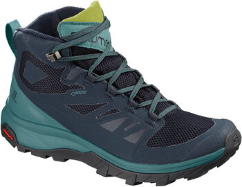 Salomon OUTline Mid GTX Trekkingschuhe Damen