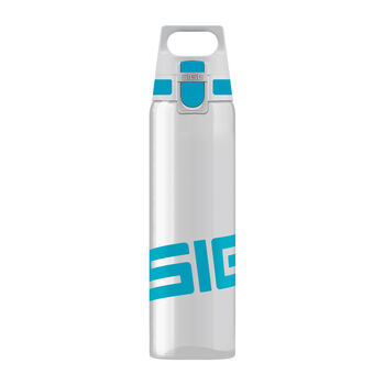 Sigg Total Clear One Trinkflasche blau