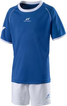 PRO TOUCH MATCH Fußball Trikot Set blau