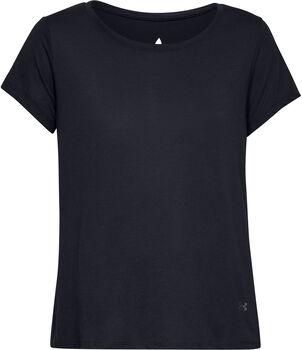 Under Armour Whisperlight SS T-Shirt Damen schwarz