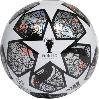 ADIDAS UCL Finale Istanbul Trainingsball weiß