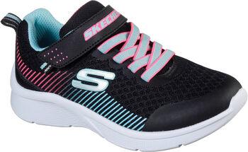 Skechers Microspec Fitnessschuhe schwarz