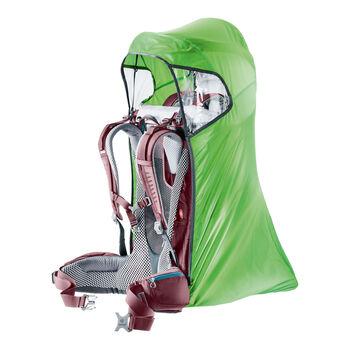 Deuter KC Raincover Deluxe Regenhülle für Kindertrage grün
