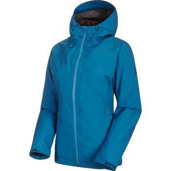 MAMMUT Convey 3 in 1 Hardshell Jacke Damen blau