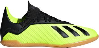 adidas X Tango 18.3 Hallenfußballschuhe gelb