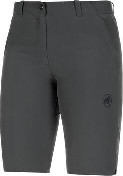 MAMMUT Runbold Shorts Damen grau