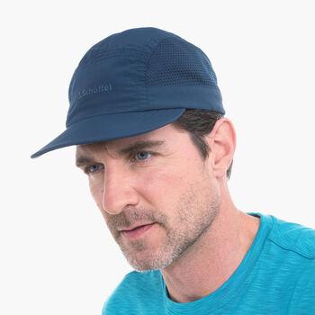 SCHÖFFEL Lermoos 4 Kappe blau