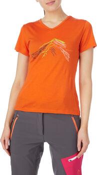 McKINLEY Roy T-Shirt Damen orange