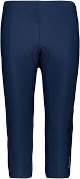 CMP Da. 3/4 Bike-Hose Damen blau