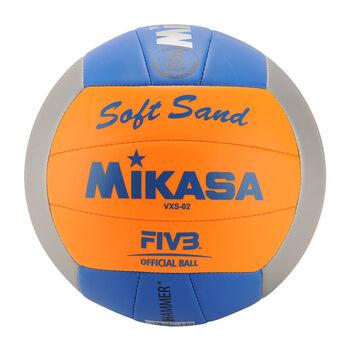 Mikasa Soft Sand Beachvolleyball orange