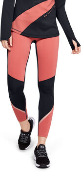 Under Armour COLDGEAR ARMOUR GRAPHIC Tights Damen pink