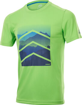 McKINLEY Rakka T-Shirt Herren grün