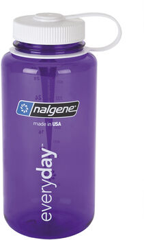 Nalgene Wide Mouth 1l Trinkflasche lila