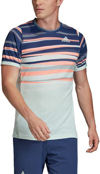 ADIDAS FreeLift HEAT.RDY T-Shirt Herren grün