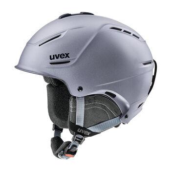 Uvex p1us 2.0 Skihelm grau