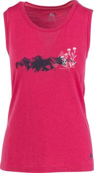 McKINLEY Tejon T-Shirt Damen pink