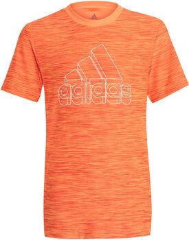 adidas Aeroready Heather T-Shirt orange
