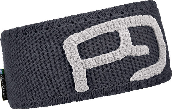Rock'n Wool Logo-Stirnband