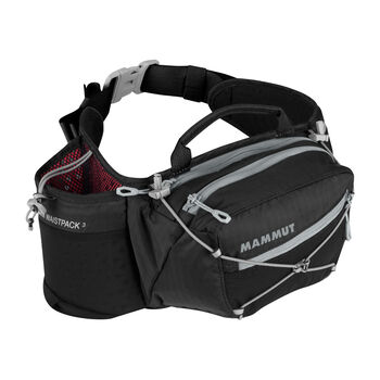 MAMMUT Lithium Waistpack 3 Liter Hüfttasche schwarz