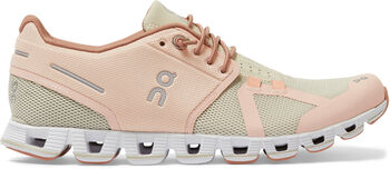 On Cloud Laufschuhe Damen pink