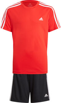 Designed 2 Move T-Shirt und Shorts Set