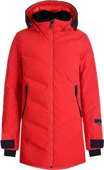 Icepeak Elgin Skijacke mit Kapuze Damen rot