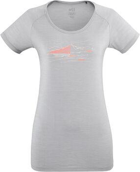 Millet Geo T-Shirt Damen grau