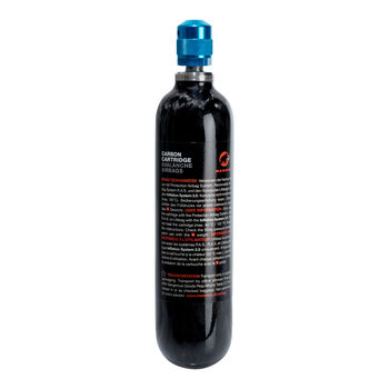 MAMMUT Carbon Cartridge Non-Refillable Gaskartusche schwarz