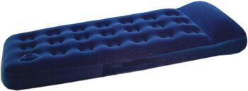 McKINLEY Velourliege Single blau