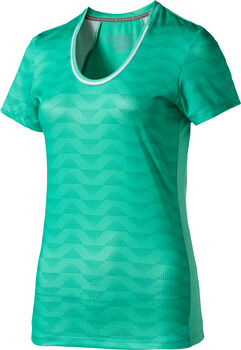 TECNOPRO Sandrine wms Tennisshirt Damen grün