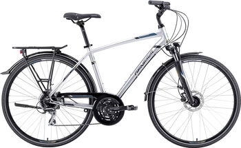 "GENESIS Touring 4.1 Trekkingbike 28"" Herren grau"
