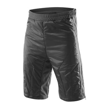 LÖFFLER Primaloft® Mix Shorts Herren schwarz