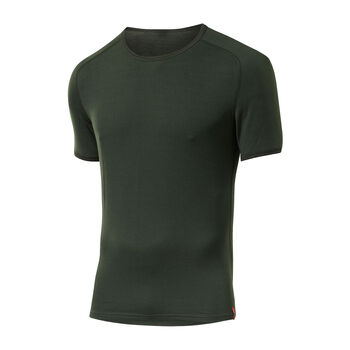 LÖFFLER Shirt TRANSTEX® WARM Herren grün