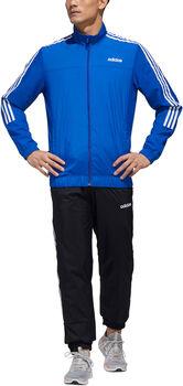 adidas Essentials Woven Trainingsanzug Herren blau