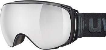Uvex Sportiv FM Skibrille schwarz