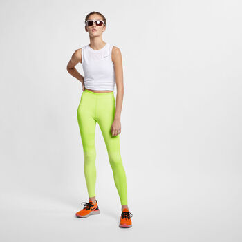 Nike Tech Lauftight  Damen gelb