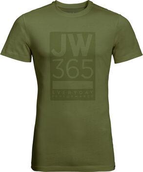Jack Wolfskin 365 T-Shirt Herren grün