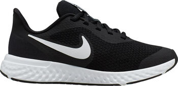 Nike Revolution 5 (GS) Laufschuhe schwarz