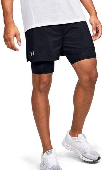 Qualifier 2in1 Shorts