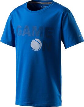 TECNOPRO Pablo III Tennisshirt Jungen blau