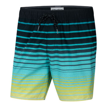 BILLABONG All day gradiant Badeshorts Herren grün