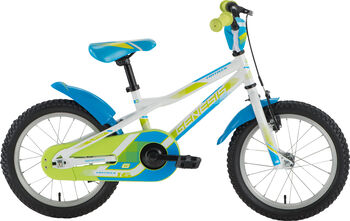 "GENESIS Matrix 16 Fahrrad 16"" weiß"