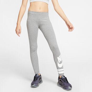 Nike Sportswear Leggings Mädchen grau
