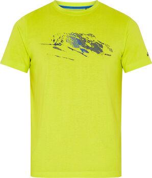 McKINLEY Kimo T-Shirt Herren gelb