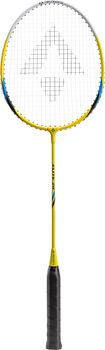 TECNOPRO 20 Badmintonschläger Herren gelb